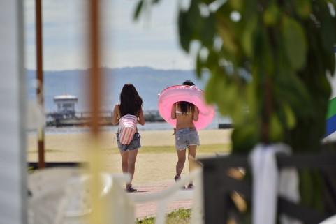 お盆休みの水遊び 迷信は根拠あり、事故への配慮と約束事