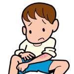 とびひの症状は?うつるから幼稚園は休み?放置すると・・・