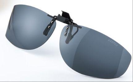 雪山のサングラス 眼鏡に合うのはクリップオン?